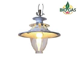 Đèn dùng khí biogas