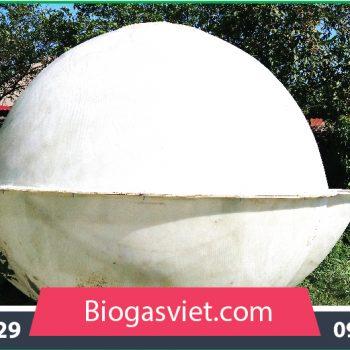 Hầm biogas composite hệ cải tiến BVC