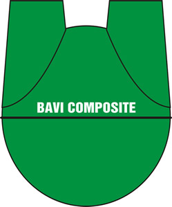màu xanh hầm biogas composite