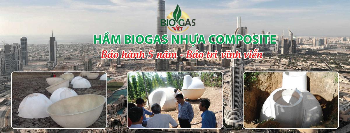 hầm biogasviet giá rẻ