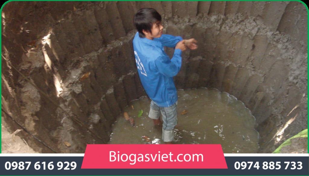 giá thành xây hầm biogas
