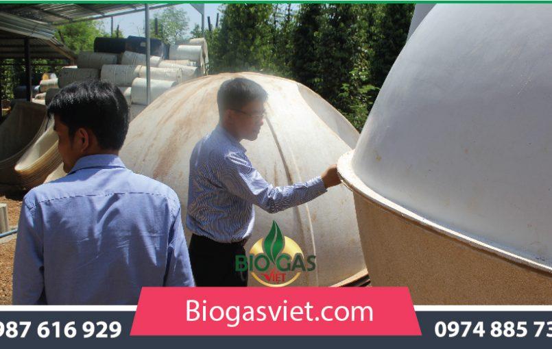 Hầm khíbiogas có thể thích hợp với nhiều quy mô chăn nuôi lớn nhỏ khác nhau, vì thế, các hộ gia đình với số lượng vật nuôi ít cũng có thể ứng dụng lắp đặt hầm khíbiogas cho mình. Việc lắp đặt hâm ủ cho hộ chăn nuôi nhỏ sẽ mang lại nhiều hiệu quả […]