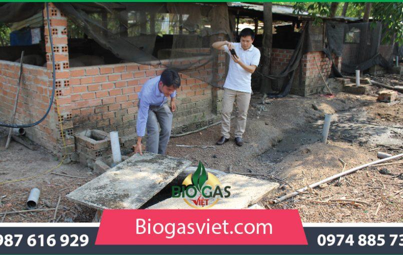 Mỗi ngày chỉ cần khoảng 10kg chất thải từ chăn nuôi gia súc, gia cầm thải xuống hầm ủ biogas là bà con có đủ lượng gas để nấu 3 bữa cơm. Đối với những hộ chăn nuôi lớn thì lượng gas được cung cấp sẽ tăng thêm nhiều lần. Hầm biogas là gì? Biogas […]