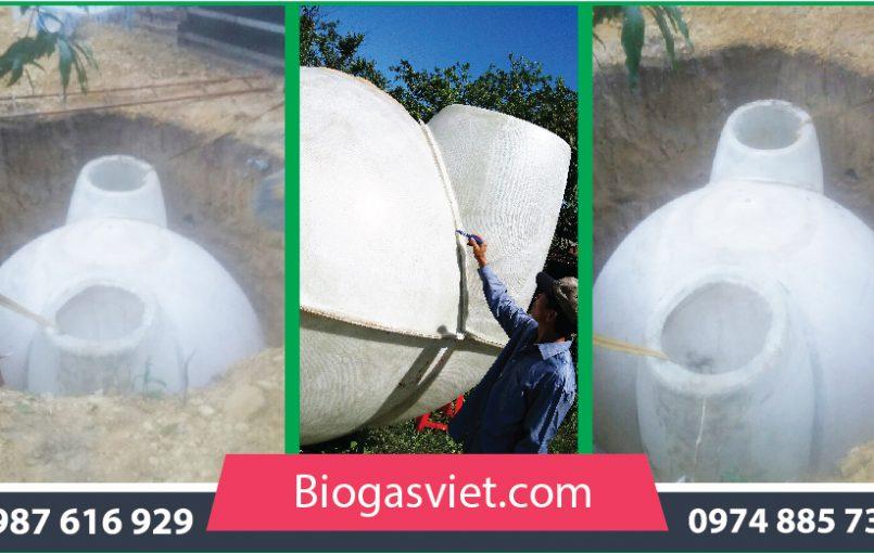 Phần lớn các hộ chăn nuôi hiện nay thường có quy mô nhỏ, lẻ với số lượng gia súc, gia cầm không vượt quá 10 đầu, và thường là chăm sóc từ lúc nhỏ tới lớn. Chính vì thế, khi chọn xây dựng hầm biogas nhựa composite bà con thường gặp phải khá nhiều khó […]