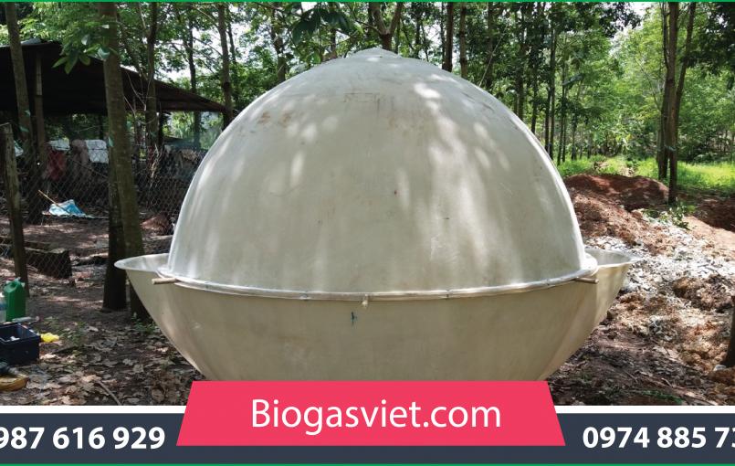 Trong những năm qua, hầm biogas được xây dựng bằng rất nhiều nguyên liệu khác nhau như gạch, bê tông hay nhựa composite. Nhìn chung, các vật liệu trên vẫn còn tồn tại nhiều hạn chế như tuổi thọ thấp, không có khả năng tự đẩy bã phá váng, khả năng thu hồi khí kém […]