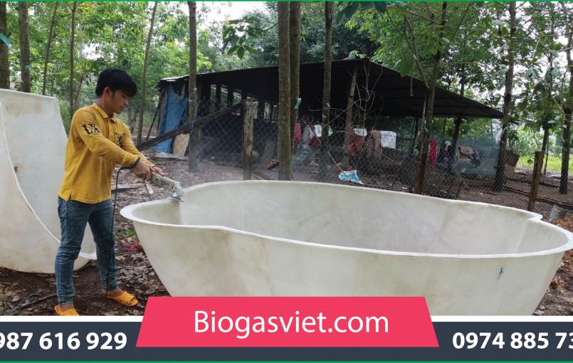 Biết được lợi ích của việc sử dụng hầm biogas, nhưng còn vài vấn đề còn thắc mắc ở bà con đó chính là nên xử dụng hầm nào cho hợp lý, nên xây hầm biogas bằng gạch hay hầm biogas nhựa composite Nay công ty sản xuất và xây dựng biogas việt xin hướng […]