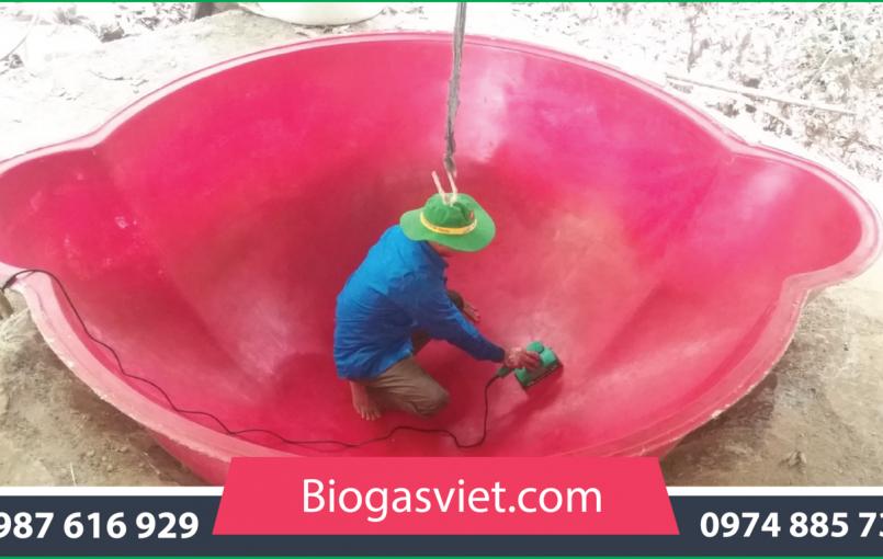 VÌ SAO HẦM BIOGAS CỐ ĐỊNH NẮP VÒM VẪN LÀ LỰA CHỌN TỐT NHẤT Việc sử dụng hầm biogas trong chăn nuôi đã không còn xa lạ với người chăn nuôi, ở những vùng núi, vùng sâu vùng xa thì mô hình chăn nuôi này cũng đã được áp dụng thành công, tuy nhiên có […]