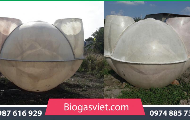 Trong xu thế đổi mới, phát triển nông thôn như hiện nay hầm biogas đang ngày càng phát huy được các thế mạnh của mình trong việc xử lý chất thải, bảo vệ môi trường và mang đến nguồn lợi kinh tế cho rất nhiều hộ dân chăn nuôi. Để hiểu hơn những lợi ích […]