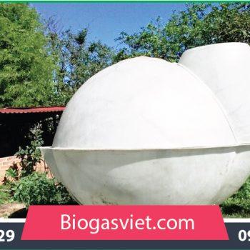 Hầm biogas composite đường kính 2.25m hệ cải tiến BVC