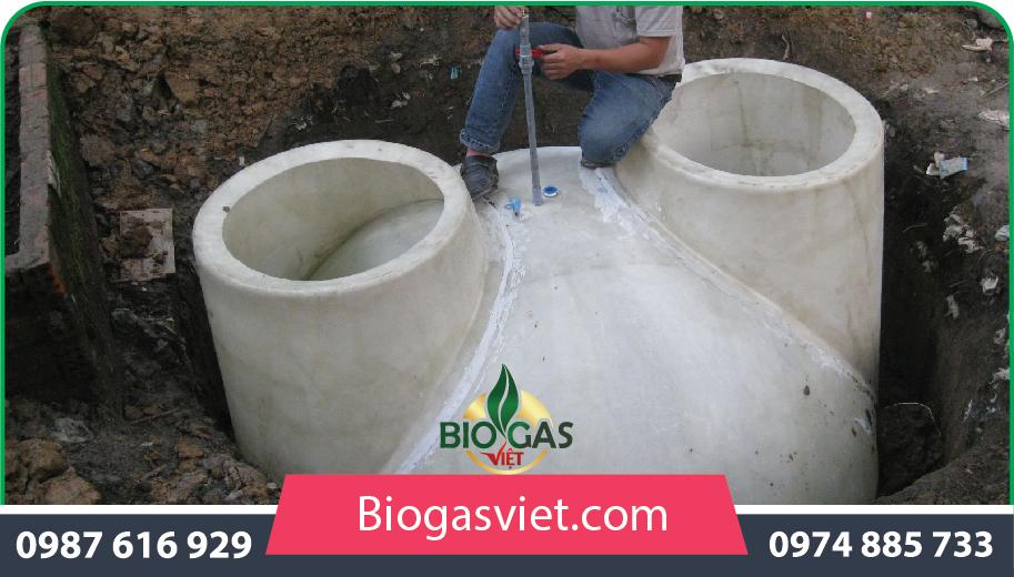 biogas Composite 2m25