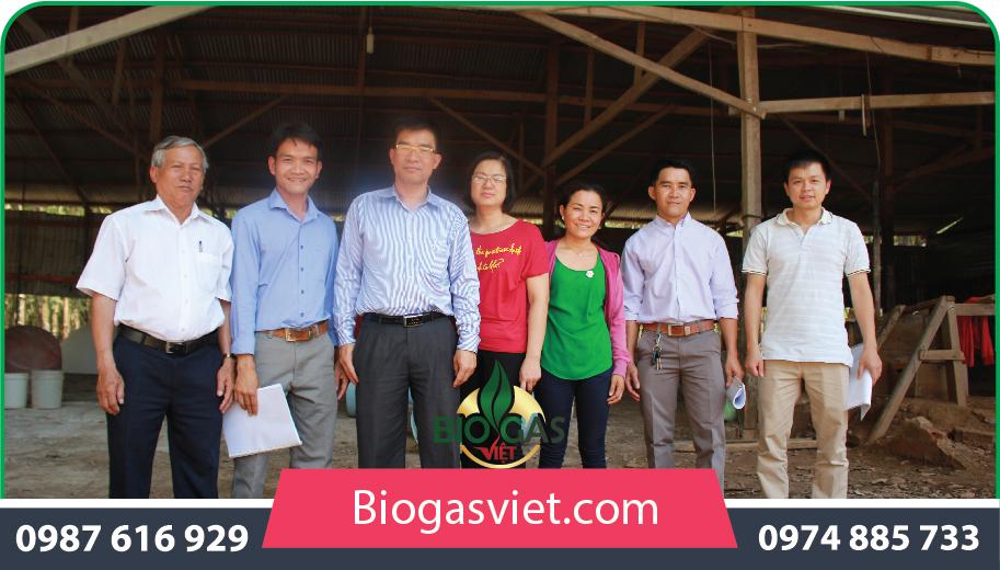 Công ty TNHH Sản xuất – Xây dựng Biogas Việt