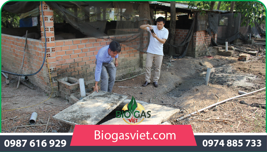 ưu nhược điểm củabiogas