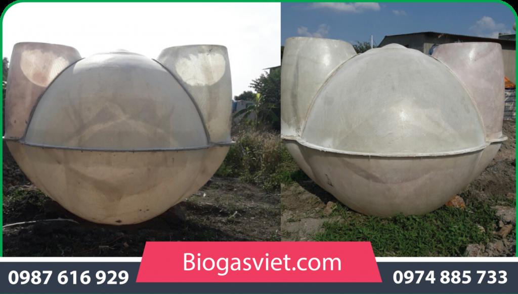 tư vấn xây đựng hầm bể biogas composite cải tiến bvc ở đâu