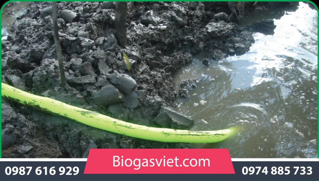 giá xây dựng hầm biogas
