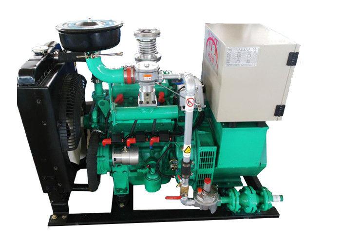 máy phát điện sử dụng khí biogas
