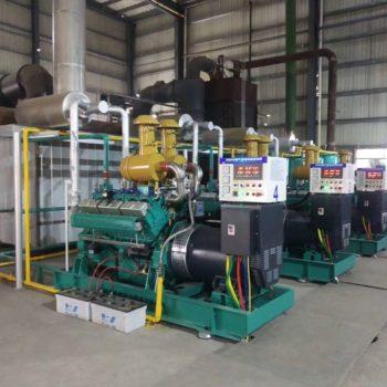 Dịch vụ lắp đặt và cung cấp máy phát điện biogas tận nơi