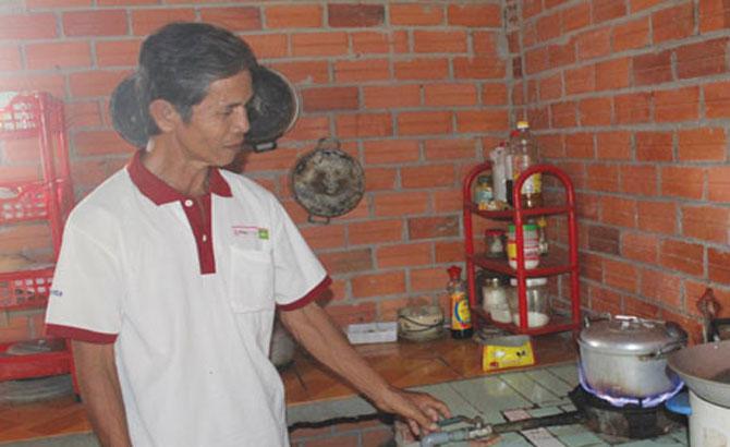 ứng dụng của công nghệ biogas