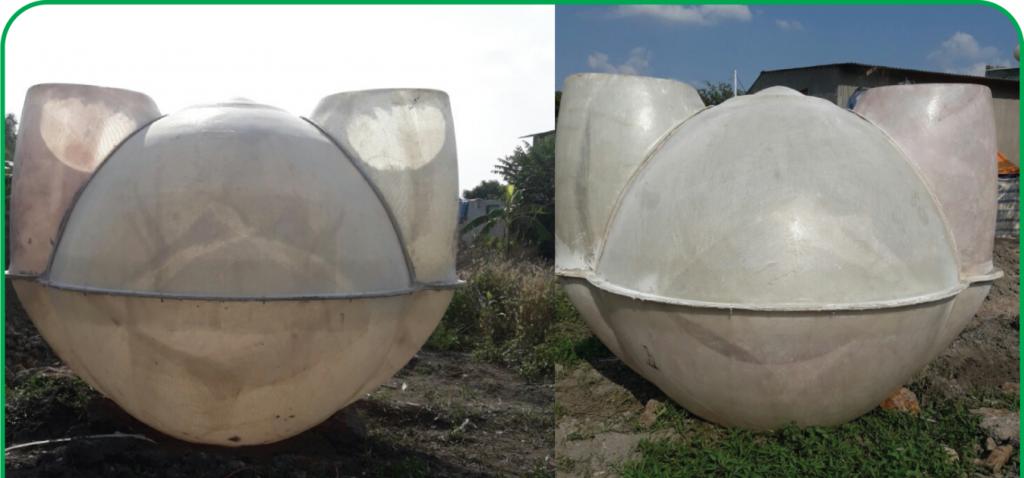 xây dựng hầm biogas xử lý chất thải chăn nuôi