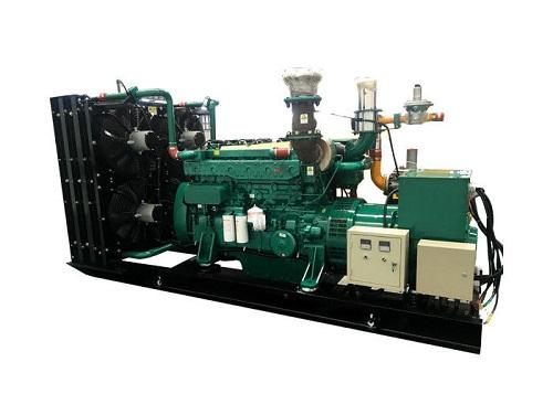 Lắp đặt máy phát điện biogas công suất 40kw