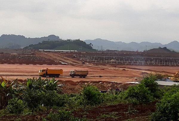dự án xây dựng trang trại chăn nuôi