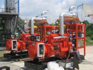 Lắp đặt máy phát điện biogas
